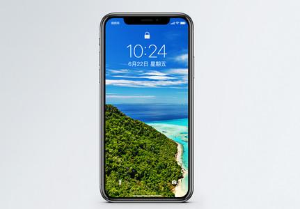 海岛风光手机壁纸图片