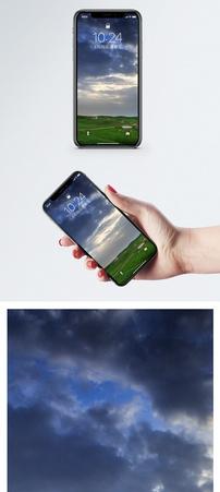 新疆天山风景手机壁纸图片