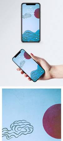 墙绘艺术手机壁纸图片