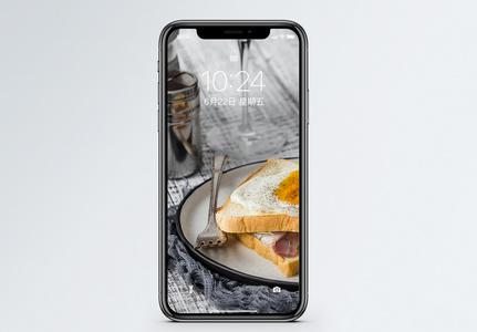 三明治手机壁纸图片