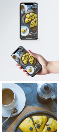 烘焙蛋糕手机壁纸图片