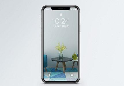 休息区设计手机壁纸图片