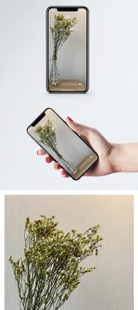 插花手机壁纸图片