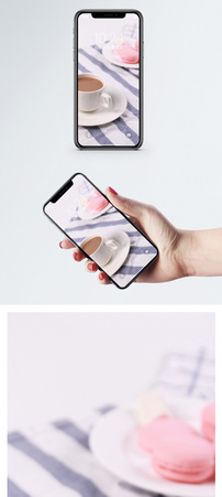 下午茶手机壁纸图片