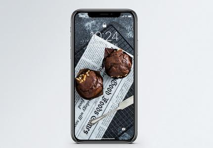 杯塔蛋糕手机壁纸图片