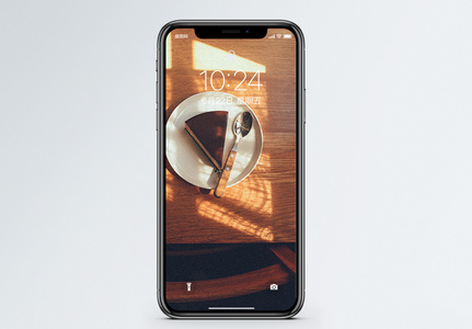 悠闲的下午茶手机壁纸图片