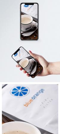 西餐饮品手机壁纸图片