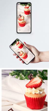 点心甜品手机壁纸手机壁纸图片