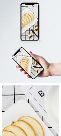 烤馍片手机壁纸图片
