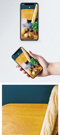 丰富的水果手机壁纸图片