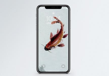 水墨中国风背景手机壁纸图片