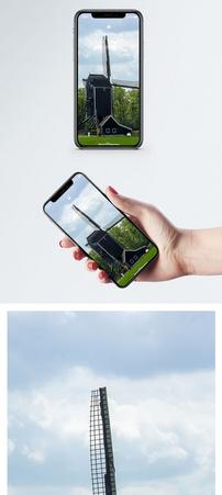 风车手机壁纸图片