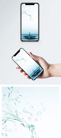 水滴手机壁纸图片
