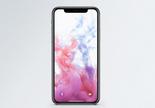 色彩液体手机壁纸图片