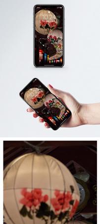 元宵灯展手机壁纸图片