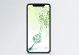 中国风背景手机壁纸图片