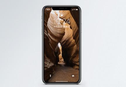 雨岔大峡谷手机壁纸图片