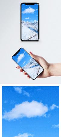 川西折多山手机壁纸图片