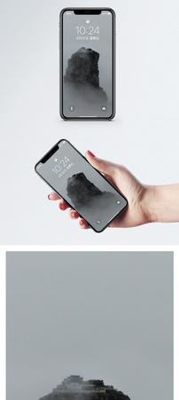 贵州铜仁梵净山手机壁纸图片
