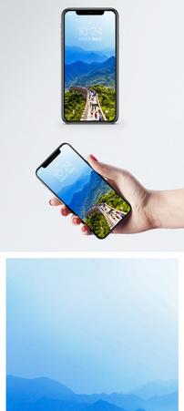 中国长城手机壁纸图片