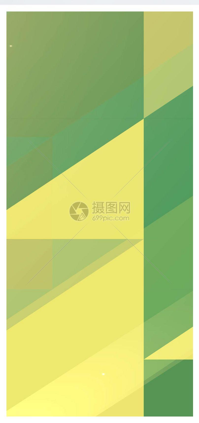 几何抽象背景手机壁纸图片
