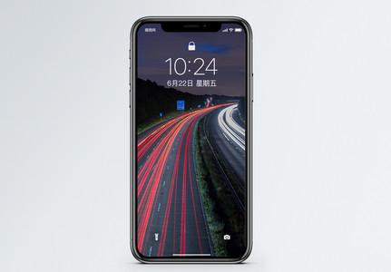 高速公路手机壁纸图片
