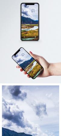最美尼洋河手机壁纸图片