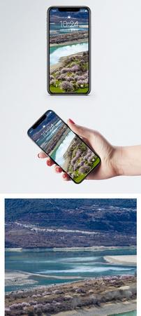 林芝雅鲁藏布江手机壁纸图片