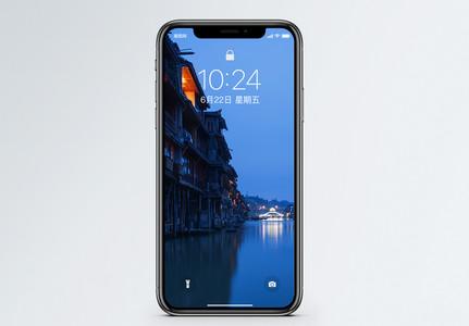 湘西凤凰手机壁纸图片