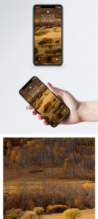 内蒙古坝上手机壁纸图片