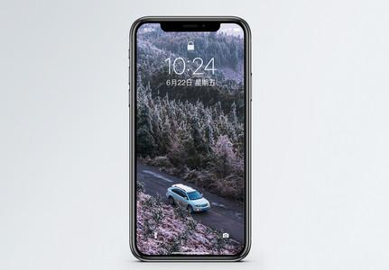 公路风景手机壁纸图片