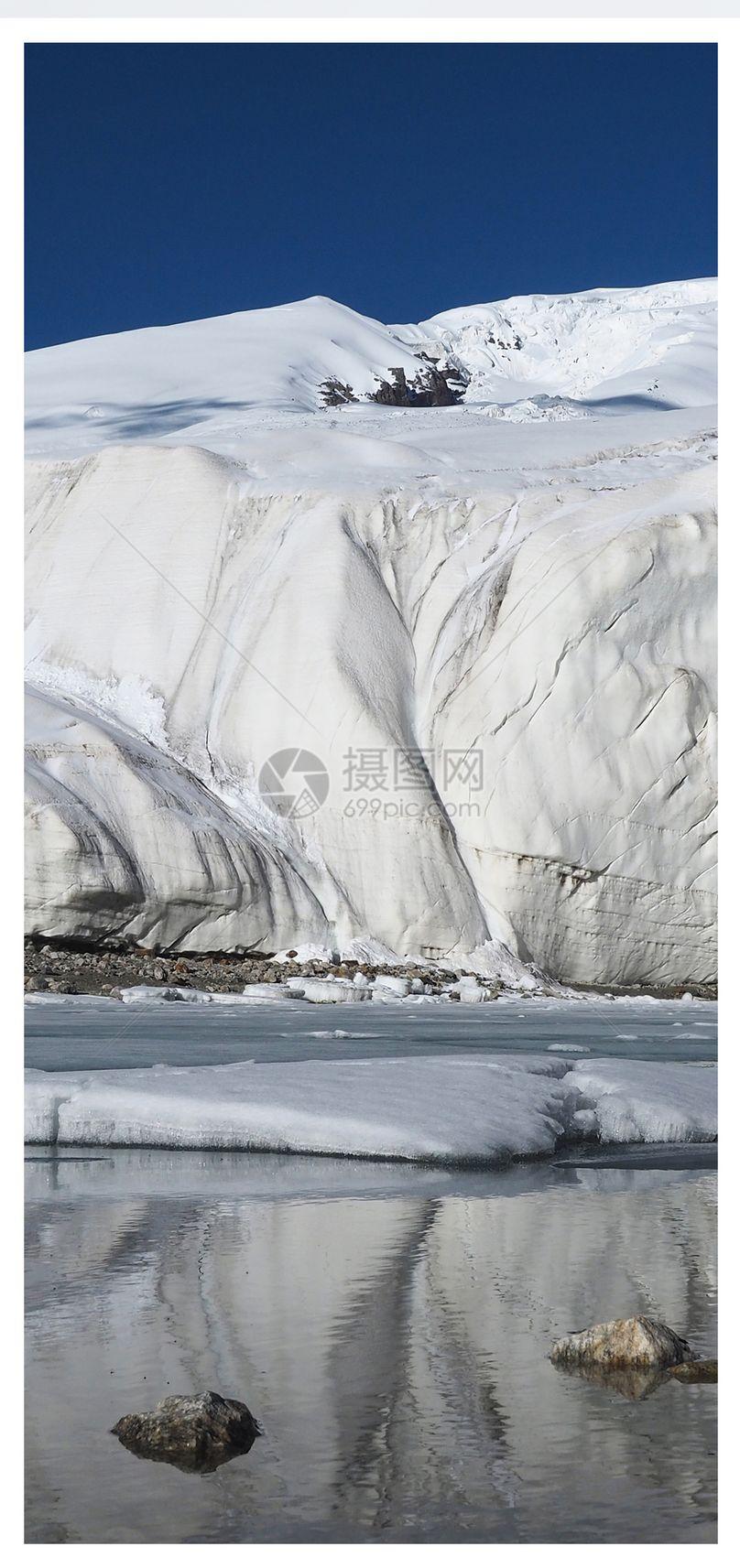 雪山手机壁纸图片