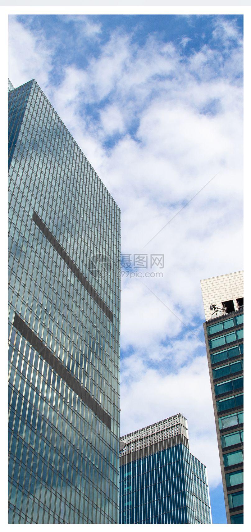 现代建筑手机壁纸图片