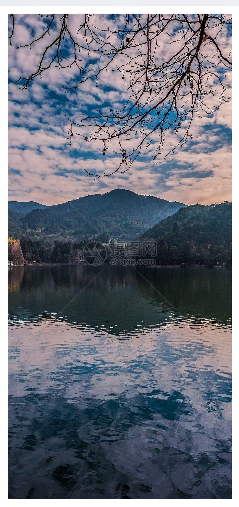 庐山风光手机壁纸图片