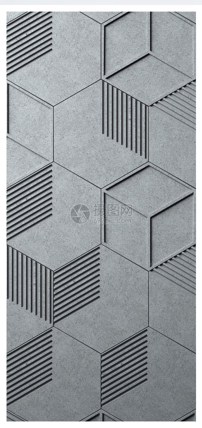 水泥抽象背景手机壁纸图片