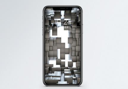 抽象空间场景手机壁纸图片