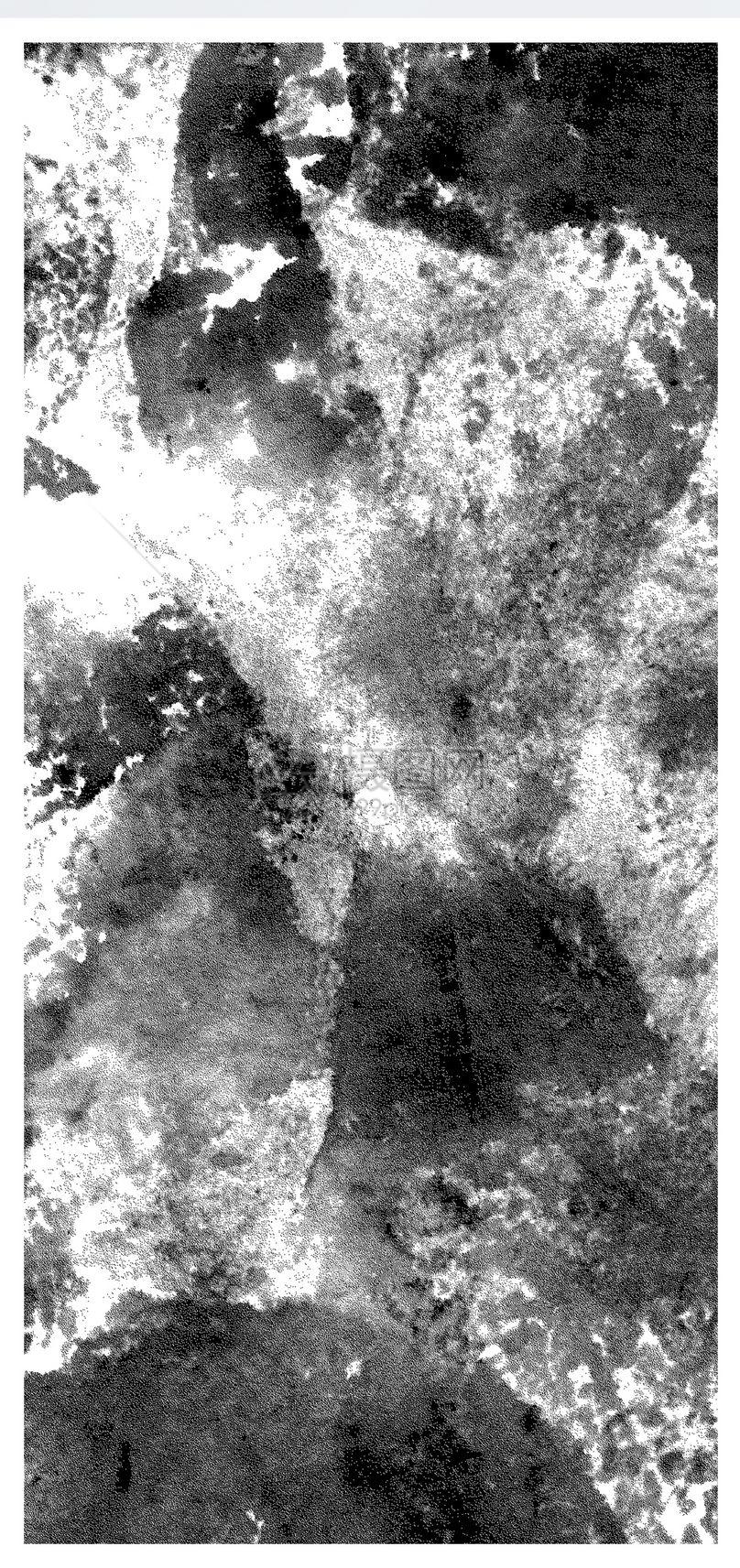 水墨喷溅手机壁纸图片