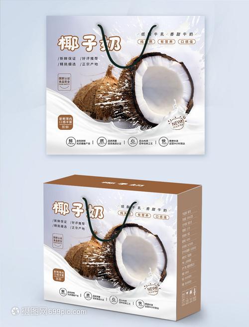 时尚大气椰子奶礼盒v时尚室内设计师心得和体会图片