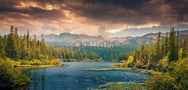 浪漫唯美的自然风光图片