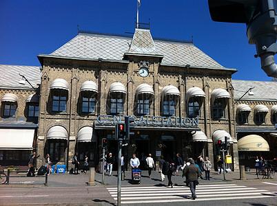 瑞典哥德堡站图片