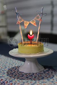 精美的芝士蛋糕图片