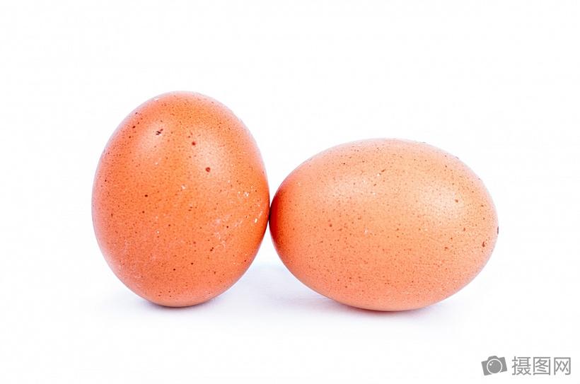 椭圆形斑点鸡蛋图片