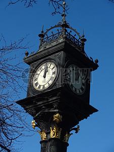 维多利亚时代的钟塔图片