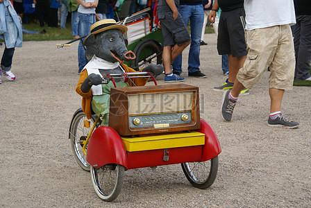 经典的玩具车图片