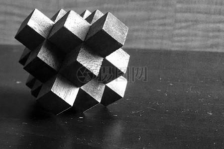 抽象的立方体图片