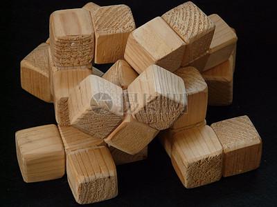 方形的积木玩具图片