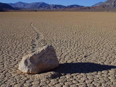 美国加州贫瘠的死亡谷图片
