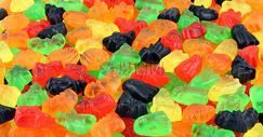万圣节多彩糖果图片