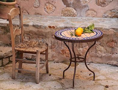 家具静物写生椅子图片