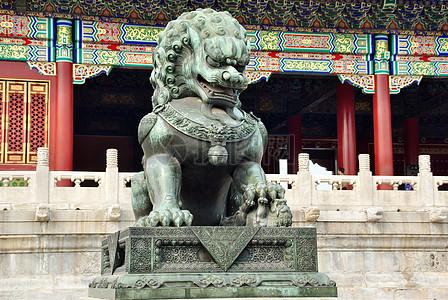 北京的紫禁城图片